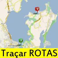 TRAÇAR ROTA GPS SC / Encontre o melhor caminho para o seu destino.