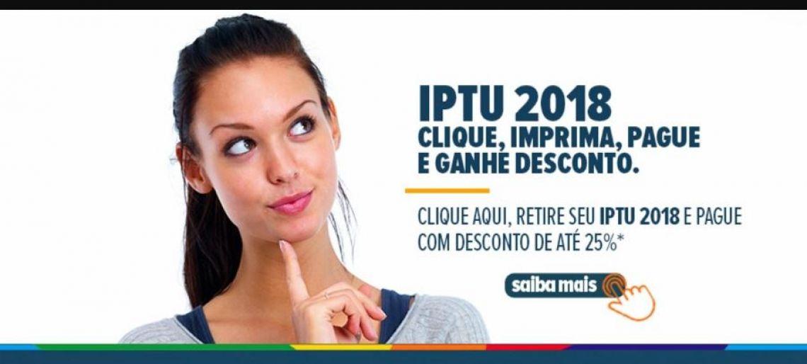 PAGAR O IPTU DE PALHOÇA