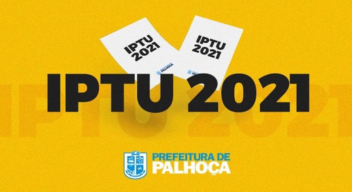 IPTU PALHOÇA / Guia de Consulta
