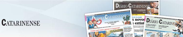 Ler notícias de hoje do Jornal DC SC Diário Catarinense de Florianópolis.