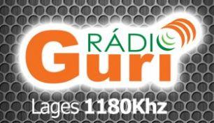 Ouvir agora ao vivo a rádio GURI 1180 AM de Lages online no Guia Rádios SC mais perto...
