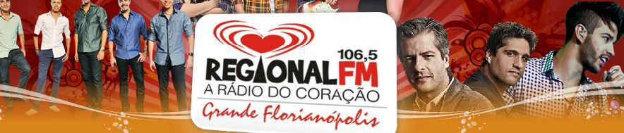 AO VIVO: FM REGIONAL 106,5 ONLINE FLORIPA