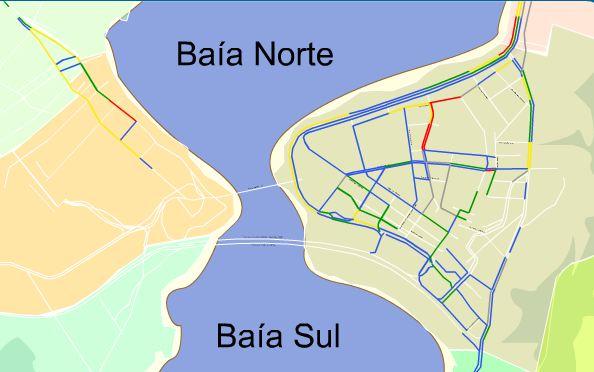 Monitoramento do Trânsito em Florianópolis