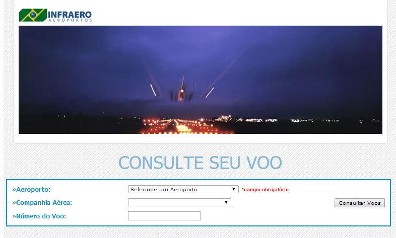 Aeroportos SC - Consulta de Vôos Online - Florianópolis e outras Cidades do Brasil