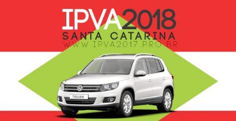 IPVA 2018 SC Consulta Online Detran SC / IPVA SC 2017 ATRASADO