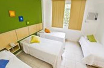 Hotel Brisamar Suites entre São José e Florianópolis
