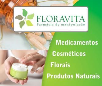 Farmácia de Manipulação em São José / FLORAVITA