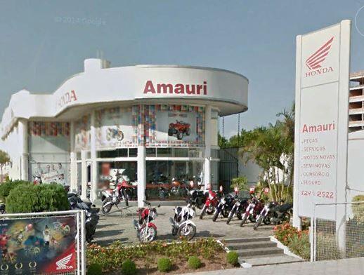 Honda Amauri / Concessionária de Motos
