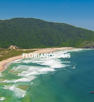 Turismo em Santa Catarina / Praias e Serra