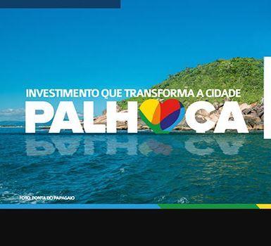 PREFEITURA de Palhoça, SC / IPTU e Serviços na Internet