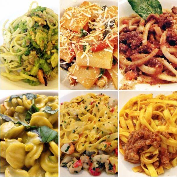 Cozinha Italiana, Massas e Ofertas