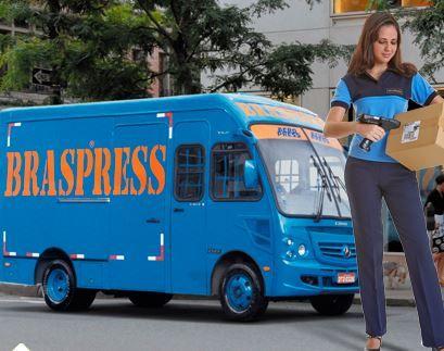 Transportadora BRASPRESS Palhoça