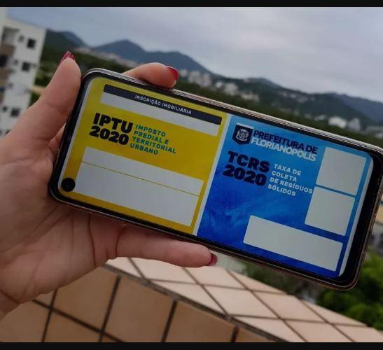 Prefeitura de Florianópolis, SC / Guia IPTU