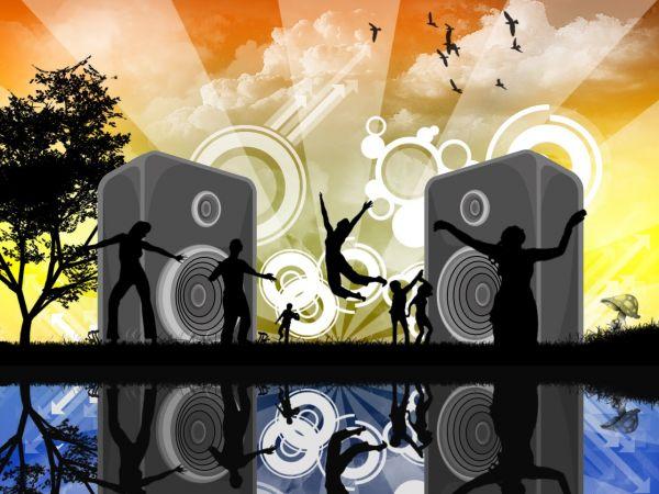 Bailes e Eventos - Som, Iluminação e Banda