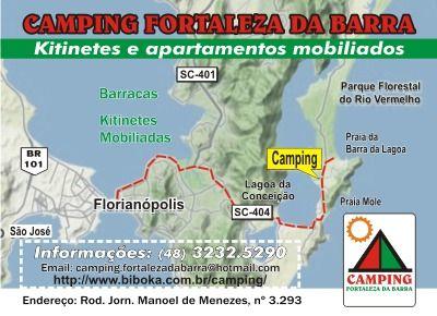 Camping Fortaleza da Barra