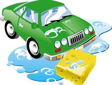 Lava Car em Ingleses