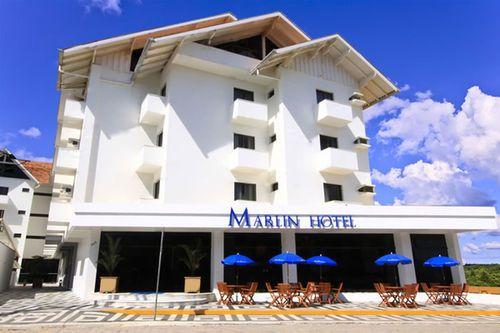 Marlin Hotel em Bombinhas
