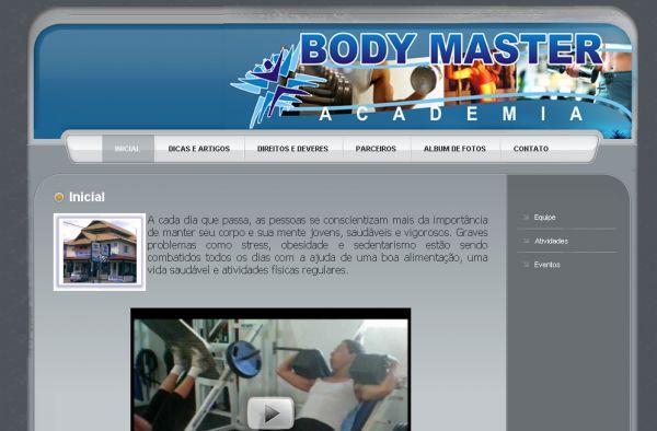 Academia Body Master