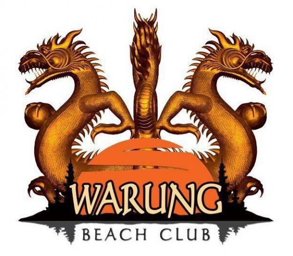 Warung Beach Club em Itajaí