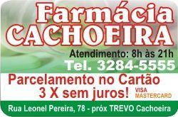 Farmácia Cachoeira