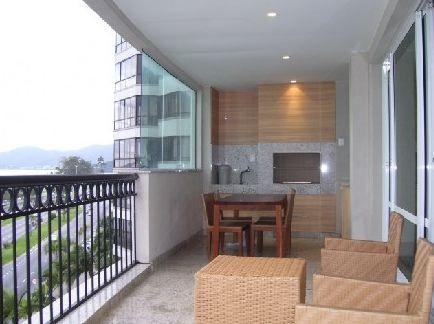 Apartamento 4 quartos no Centro de Florianópolis
