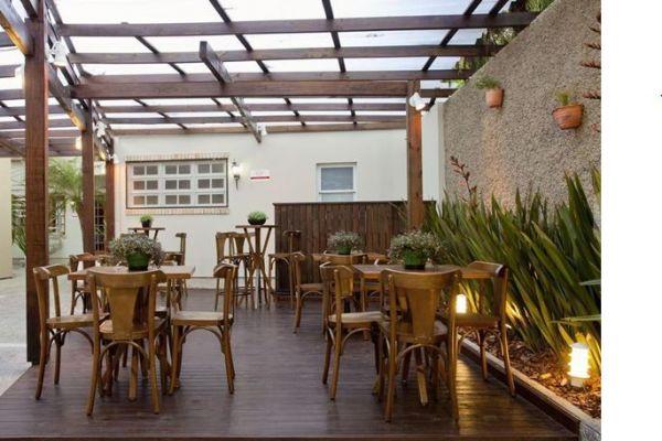 Hotel Geranius Ingleses / Santinho