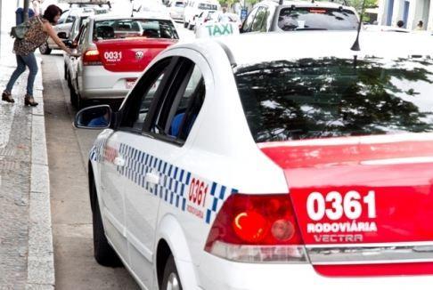 Taxi no Santinho Florianópolis / Uber