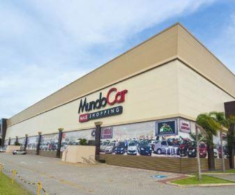 Automóveis MUNDOCAR Mais Shopping